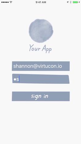 track app logins of users