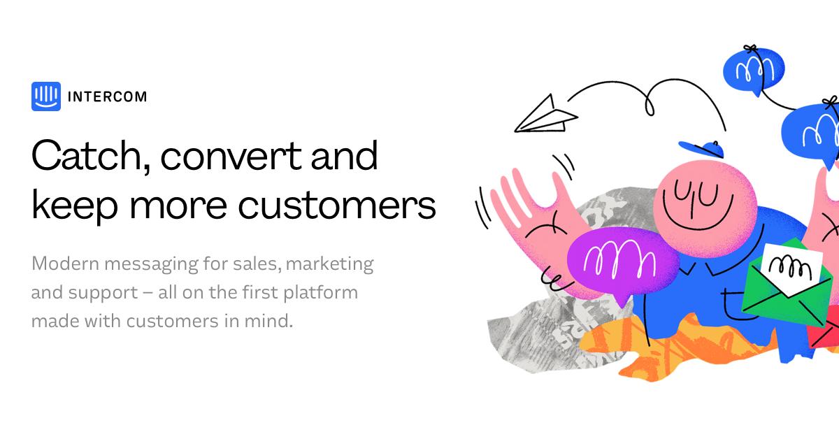 Customer Messaging Platform | Intercom